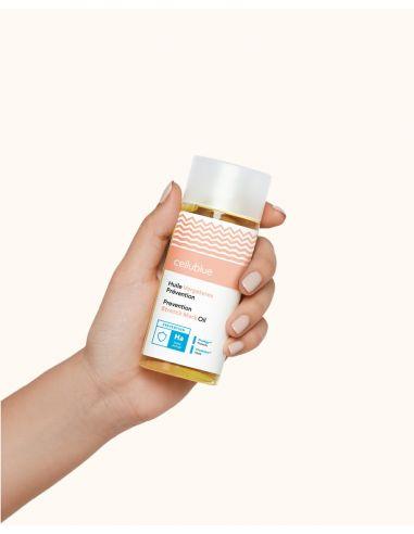 Cellublue Huile Vergetures Prévention