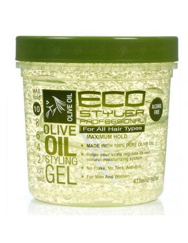ECO STYLER  Gel de fixation à l'huile d'OLIVE