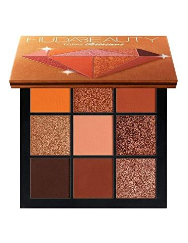 Hudabeauty Obsessions Eyeshadow Palette Ruby