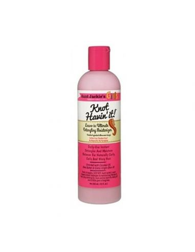 AUNT JACKIE'S  Démêlant hydratant (Knot Havin'it) 355ml