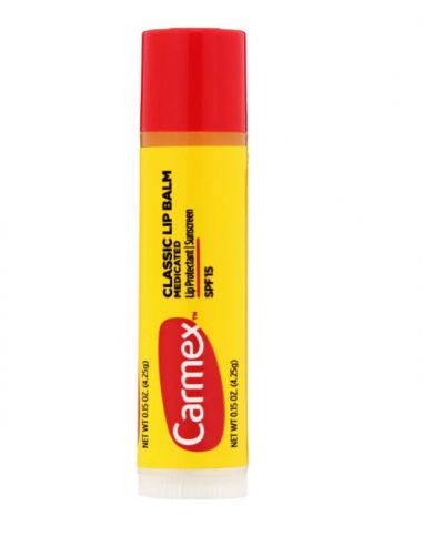 Carmex Baume à lèvres classique SPF 15